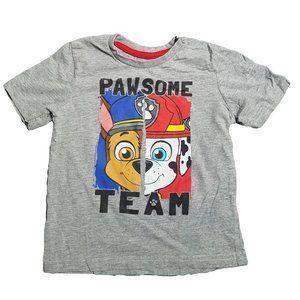 🍒3/$20🍒 PAW PATROL Gray T-shirt 5T